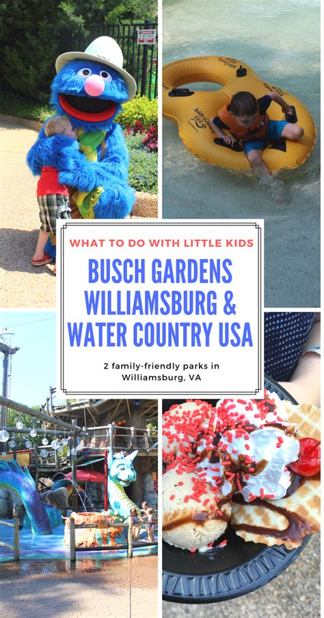 Busch Gardens And Water Country Usa what to do with at busch gardens williamsburg