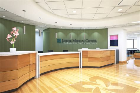 jupiter medical center  floor concierge concept