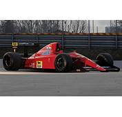 1990 Ferrari F1 90  Wallpapers And HD Images Car Pixel