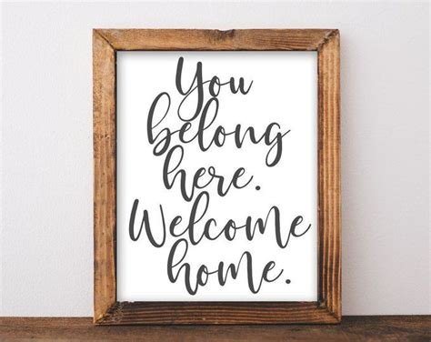 Modern farmhouse home decor, wood signs, diy classes. Printable Wall Art Welcome to our crazy beautiful life printables DIY home entryway decor rustic ...