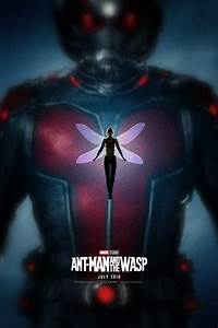 Ant-Man and the Wasp Poster by bakikayaa on DeviantArt