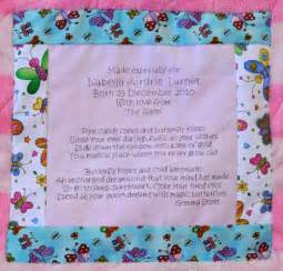 Free Baby Quilt Labels