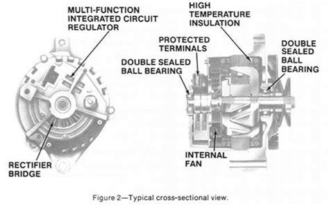 delco remy cs130 cs121 alternator repair manual page 1