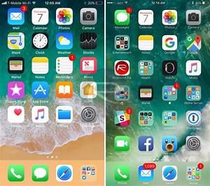 iOS 11 Vs iOS 10 Differenze E Confronto Visivo [Screenshots]