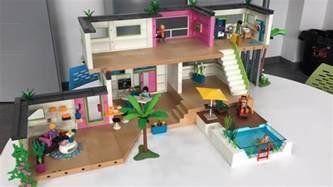 HD wallpapers video de maison moderne playmobil
