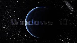 SPACE BACKGROUNDS FOR WINDOWS 10 - Space Backgrounds
