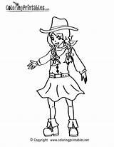 Coloring Pages Printable Cowgirl Cowgirls Colouring Sheet Printables Boots Cow Coloringprintables Outline Templates Cartoon Word Thank Please Getcoloringpages Getcolorings Horse sketch template