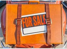 Retro Used Car Dealer Sale Sign Stock Photo Image of