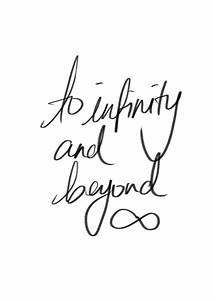INFINITY AND BEYOND QUOTES TUMBLR image quotes at ...