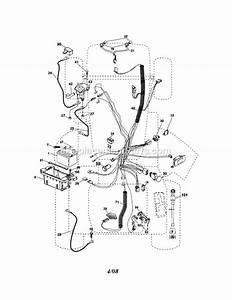Craftsman Dgs 6500 Garden Tractor Manual