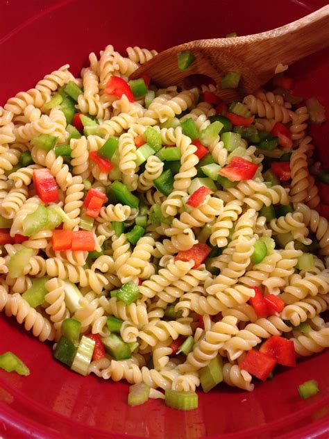 16 pasta salad recipes you need to make this summer. Festive Pasta Salad (S) - Mrs. Criddles Kitchen