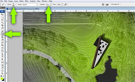 green plans tutorial site plans visualizing architecture