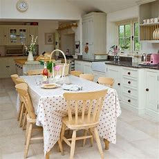Choose Simple Units  Country Kitchens For Summer
