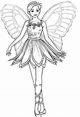 Coloring Pages Fairy Pretty Barbie Printable Fairies Princess Colouring Adults Three Books Disney Sheet Von Ausmalbilder Mariposa Malvorlagen Unicorn Lovely sketch template