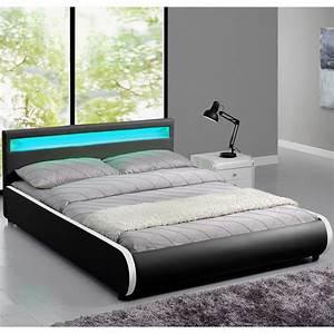 Betten Mit Led 140x200 : polsterbett sevilla 180 x 200 cm schwarz juskys ~ Yasmunasinghe.com Haus und Dekorationen