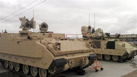 Bradley based armored vehicles to replace M113s in US Army ...