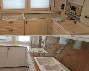 Küchen Bei Ikea : die ikea k chen mit unseren ma gefertigten arbeitsplatten ~ Markanthonyermac.com Haus und Dekorationen