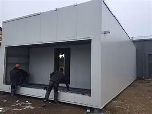 Maison Structure Métallique : steel home r habilitation et extension maison en ~ Melissatoandfro.com Idées de Décoration