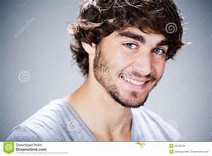 Handsome Man Smiling Stock Images - Image: 16705734