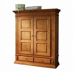 Schrank Für Flur : kleiderschrank fichte massivholz schrank schlafzimmer diele flur neu ebay ~ Orissabook.com Haus und Dekorationen