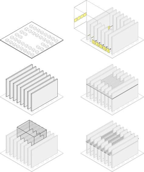 swiss sound pavilion data  plans wikiarquitectura