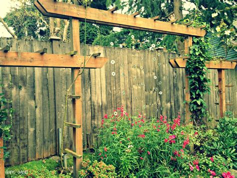 Trellis : Popular Arbor Over Garage Plans