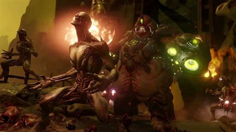 Developed by id software, doom eternal delivers the ultimate combination of speed and power, along with the ne. DOOM 4 Gameplay Trailer