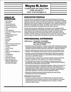 healthcare executive resume writer With healthcare executive resume