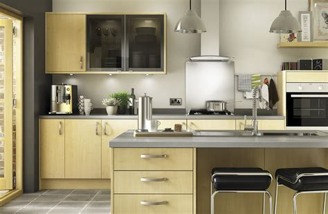 Slab Style Kitchens