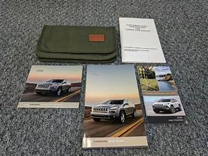 2016 Jeep Cherokee Owner Operator Manual Altitude Limited
