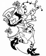 Patrick Coloring Patricks Printables Drawings Flute Printable Saint Leprechaun Clipart Playing Cliparts Sheet Coloringpages Sheets Disney Clip Library sketch template