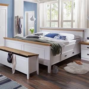 Türen Landhausstil Weiß : schlafzimmer einrichtung lameira im landhausstil ~ Michelbontemps.com Haus und Dekorationen