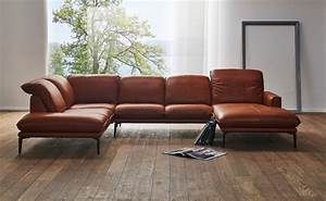 Canapé En U Tissu : grand canap design en u cuir adoration tm ~ Melissatoandfro.com Idées de Décoration