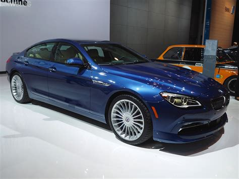 2016 Alpina B6 Xdrive Gran Coupe