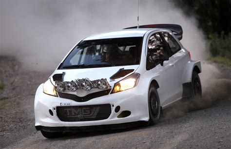 toyota yaris wrc news information research pricing