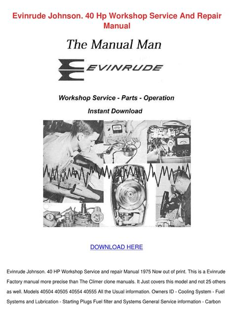 Evinrude Johnson Outboard Intake Manifold Diagram Parts