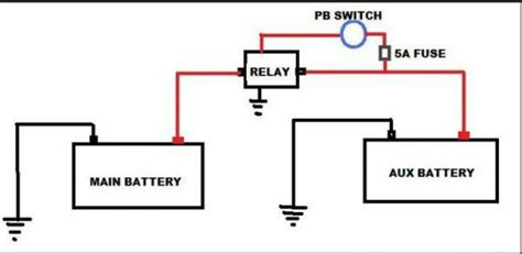 Magic 12 Volt Relay Wire Diagram by 1000 Images About 12 Volt Electrical Wiring Charging