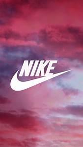 nike wallpaper pink