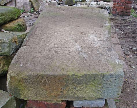 Sandstein Sockelstein Platte Steinplatte Historische