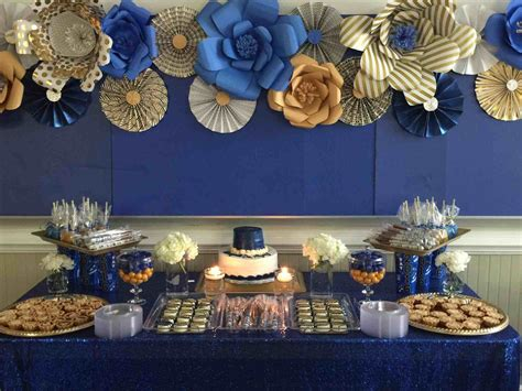 royal blue and gold wedding decorations siudy net