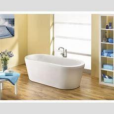 Freistehende Badewanne Trend 1800x800 Mm Weiss Kaufen Bei