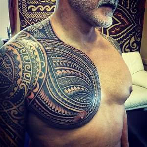 Traditional Samoan Tribal Tattoos Meanings - All About Tattoo