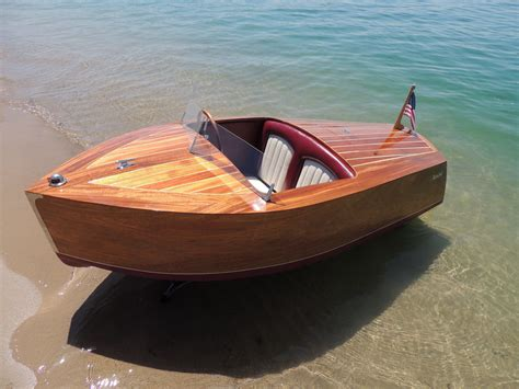 Chris Craft Type Boats by Boat Chris Craft Quot Replica Quot Electric Power One Of A