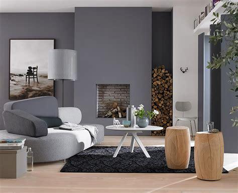 moderne wandfarben fuer wohnzimmer