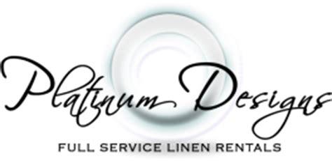 chair sashes platinum designs wedding linens rentals