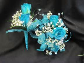 Wrist Corsages and Boutonnieres