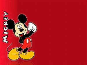 Mickey Mouse Background Destkop   PixelsTalk.Net
