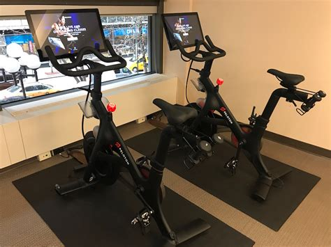 I can toss on a pair of headphones and get work done at my desk a few steps away while my wife runs on the i also found the controls to be intuitive, with basically zero learning curve necessary to get up and running only minutes after the peloton tread. Peloton bike costs $1,995: review, photos, details ...