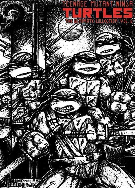 Teenage Mutant Ninja Turtles The Ultimate Collection, Vol