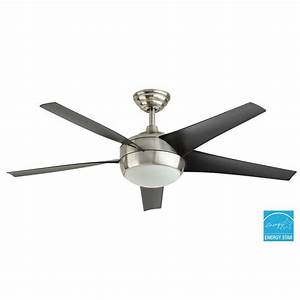 Windward Iv 52 In  Brushed Nickel Ceiling Fan Replacement
